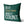 Coussin Seize every minute and make it count couleur vert manan