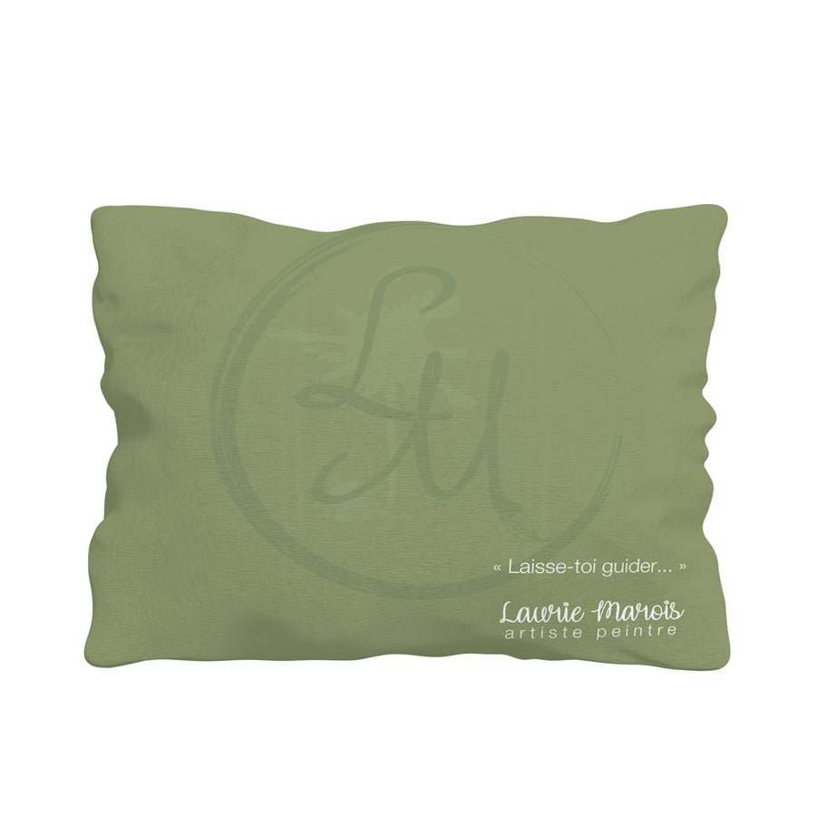 Coussin Laisse-toi guider