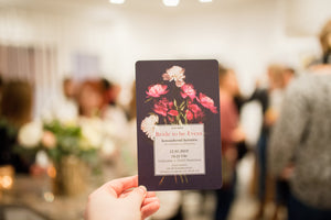 Bride-to-be Event by Benzaubernd heiraten