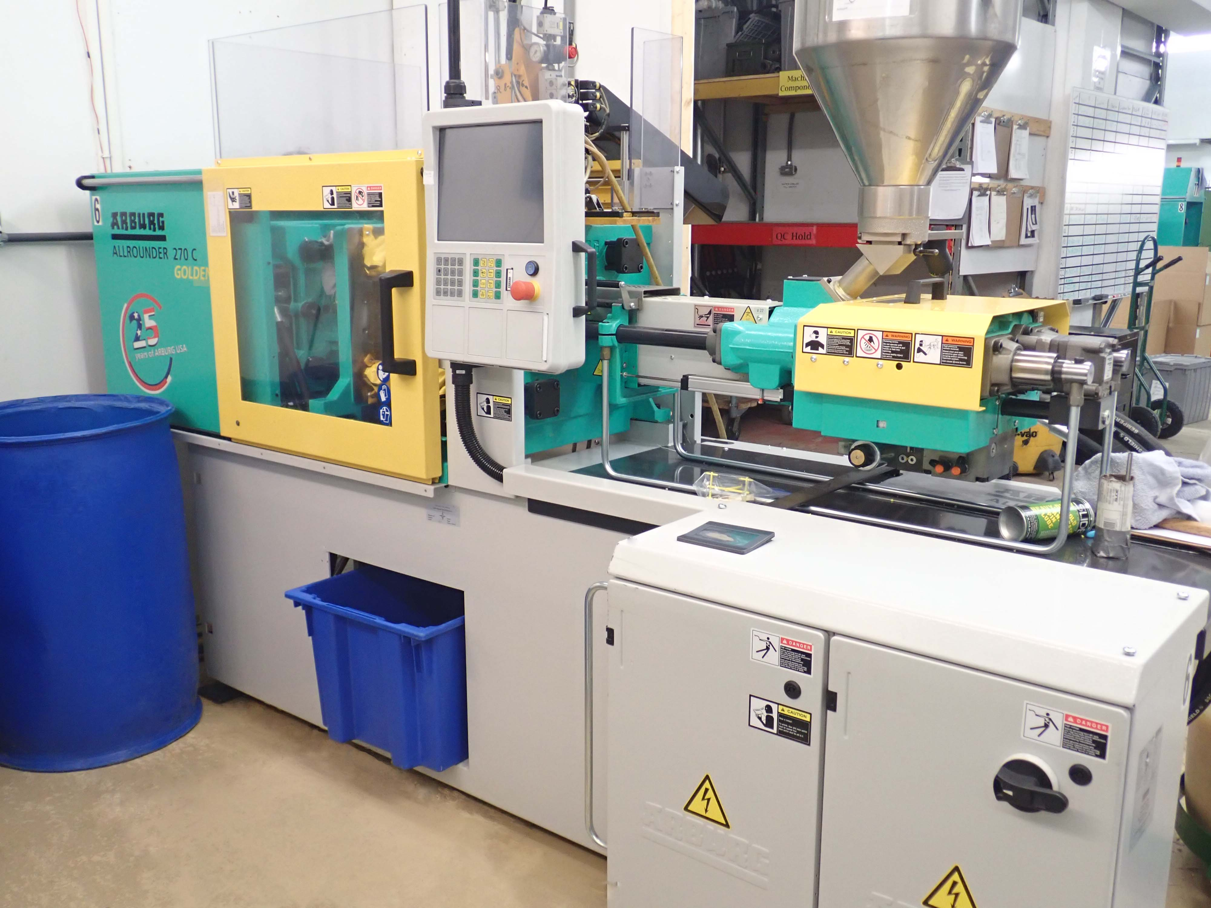 Custom Injection Molding – Molded Products