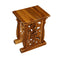 Ala Teak Outdoor Patio Teak Nesting Table - ALA TEAK
