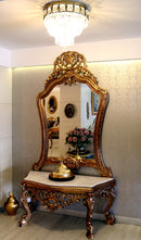 Freestanding Hall Mirror - ALA TEAK