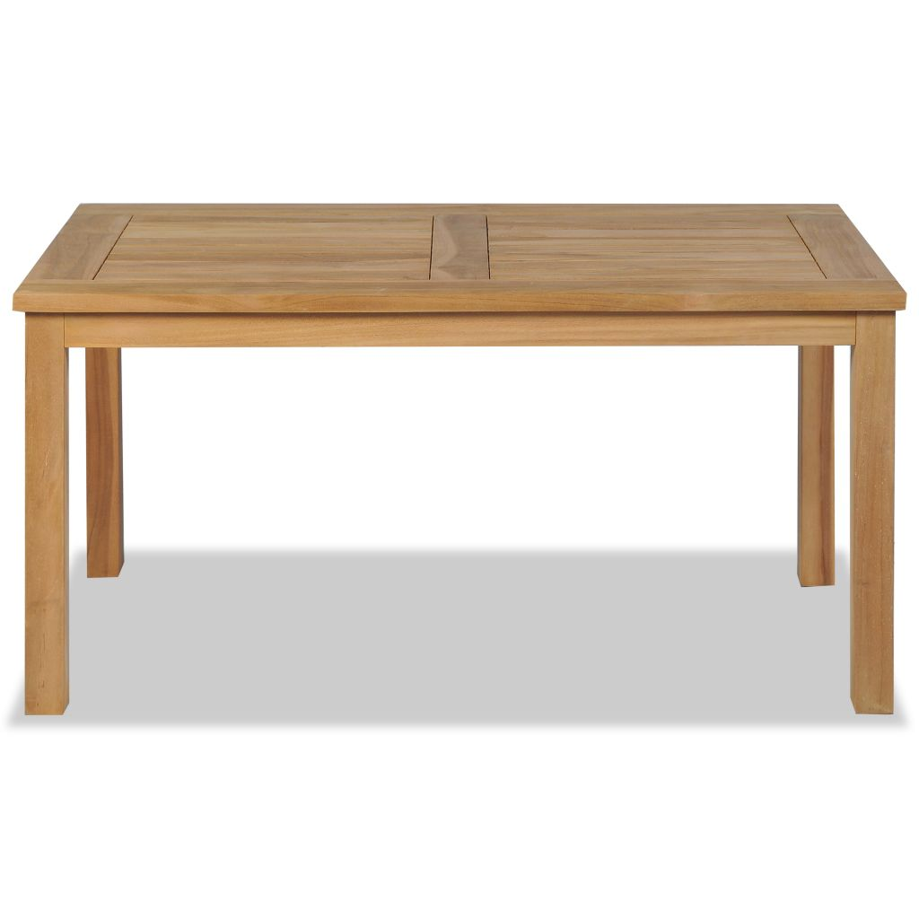 Coffee Table Teak 90x50x45 cm - ALA TEAK