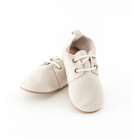 Piper Finn Stone Grey Oxford