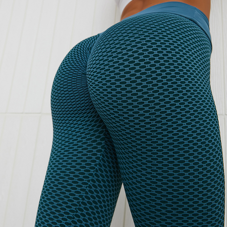 'Fold' Fitness Leggings