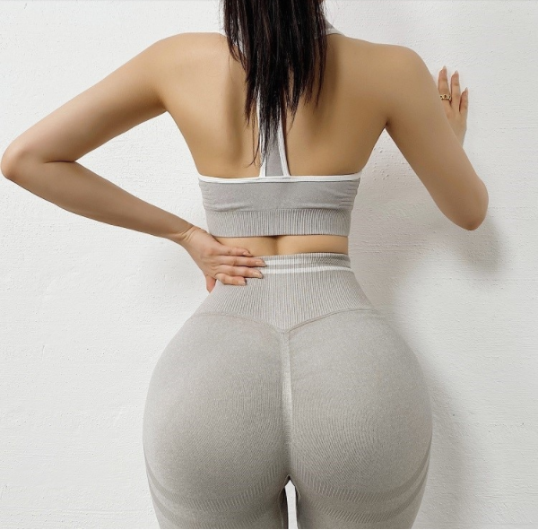 #1 'Marge' Fitness Leggings and Crop Tops