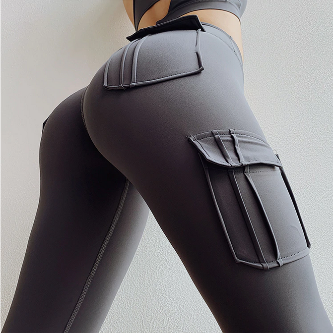 'Pocks' Fitness Leggings