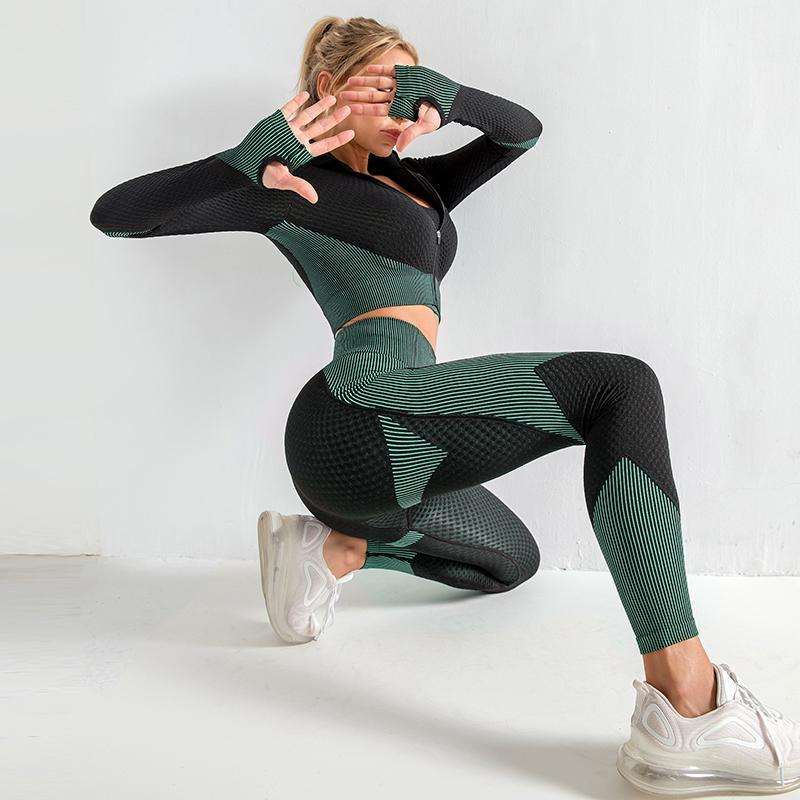 #1 'Noyi' Fitness Leggings (Set)