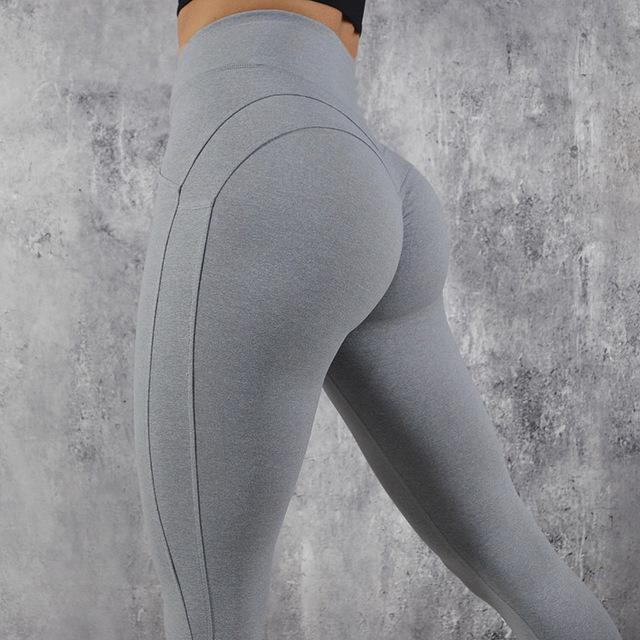 'High-Waist 'Heart' Leggings