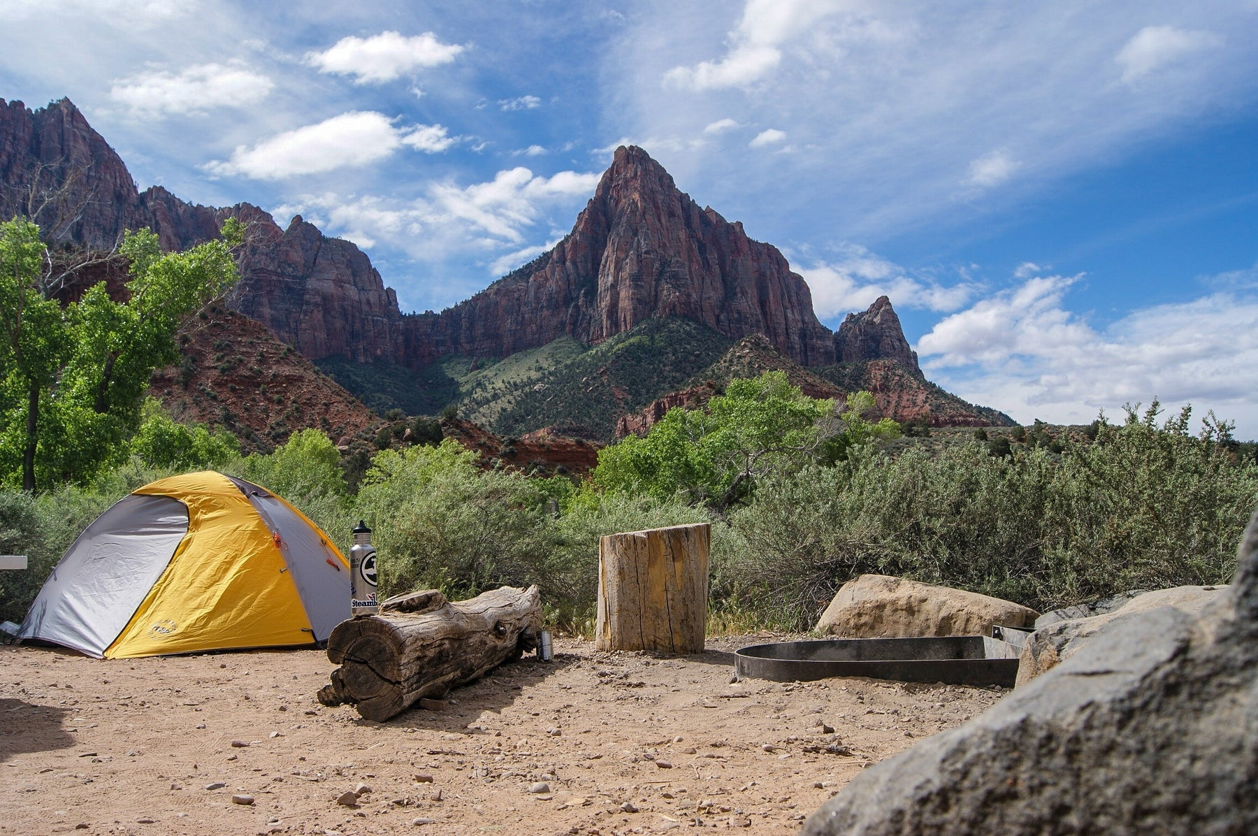 11 Best Camping Sites In The United States