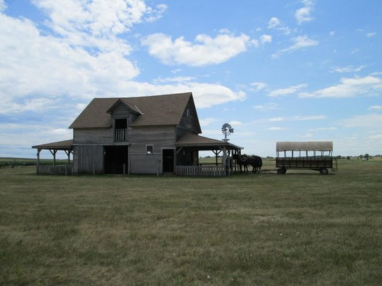 INGALLS HOMESTEAD, SOUTH DAKOTA