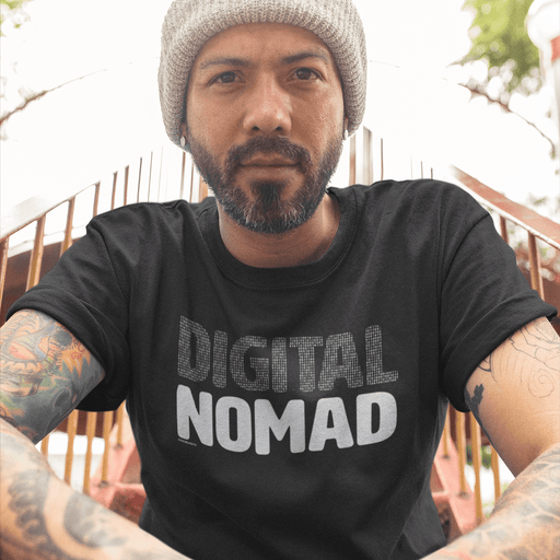 Digital Nomad Apparel - By NOMADO