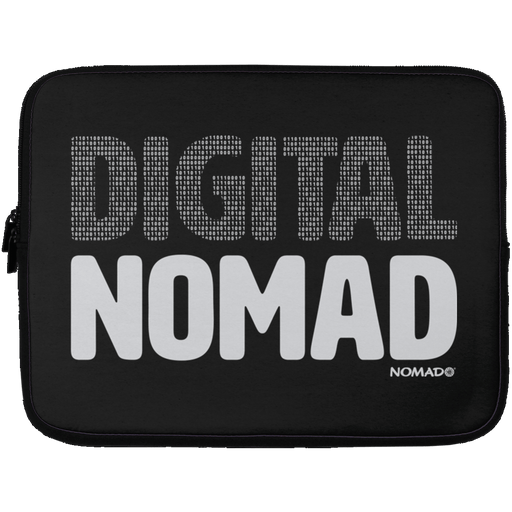 Digital Nomad Laptop Sleeve - By NOMADO