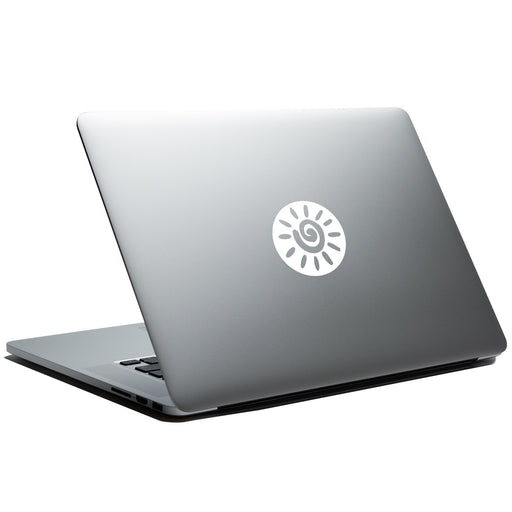 NOMADO Official Logo Laptop / Car Sticker Vinyl Decal - By NOMADO