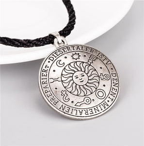 Magical Sun Talisman for Wealth, Health and Happiness