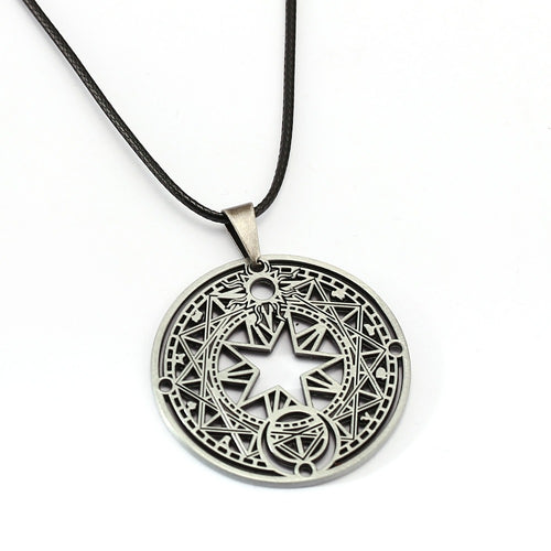 Magic Circle Pendant