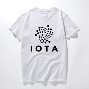 Iota 100% Cotton T-shirt Short Sleeves