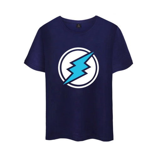 Electroneum 100% Cotton T-shirt Short Sleeves