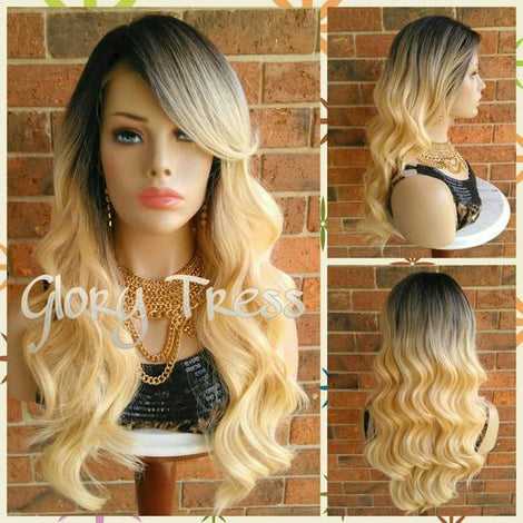 Wavy Lace Front Wigs