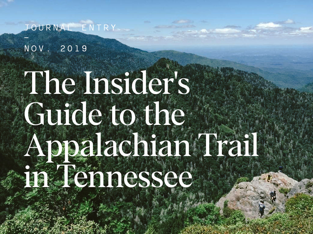 The Insider's Guide to the Appalachian Trail in Tennessee