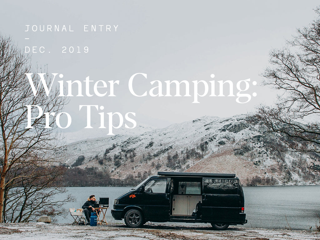 Winter Camping: Pro Tips on Staying Warm and Savoring the Solitude