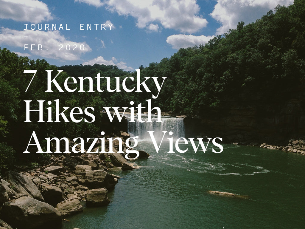 7 Kentucky Hikes with Amazing Views