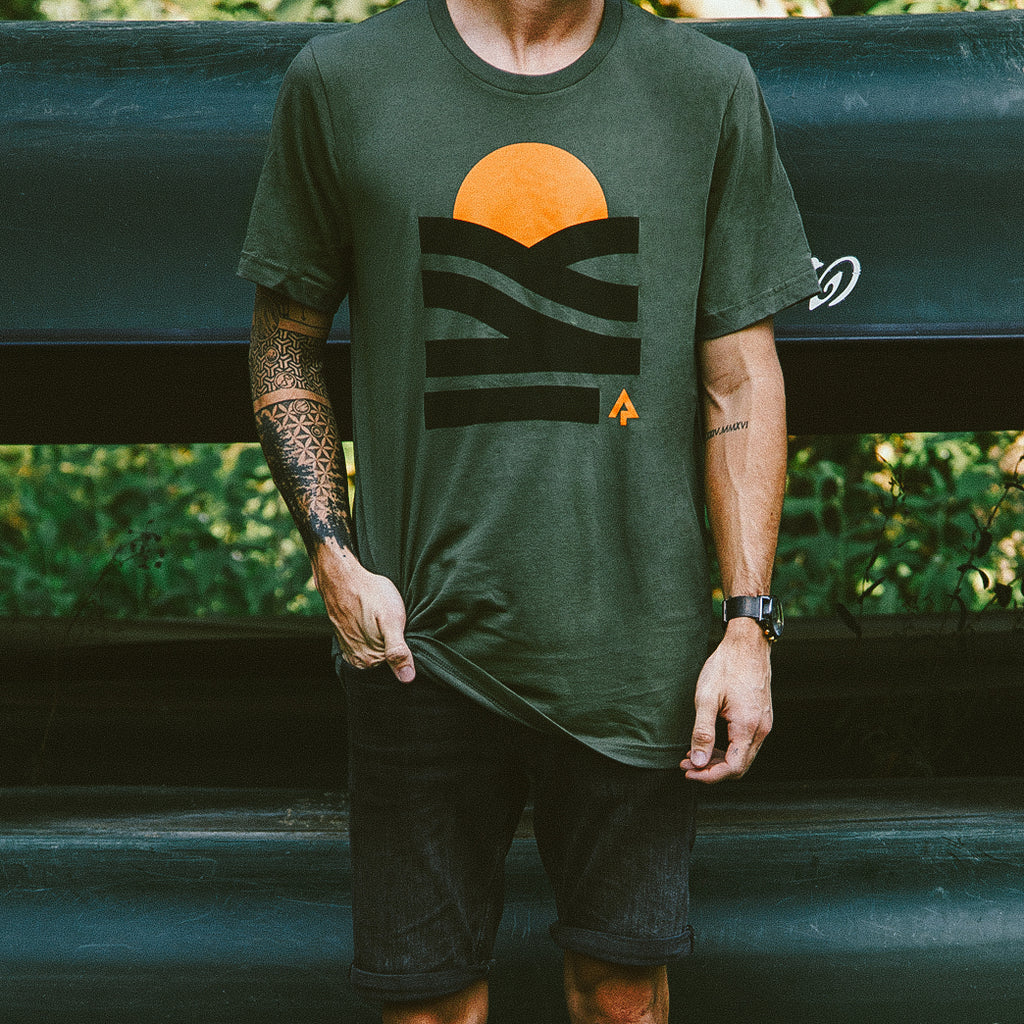 Sunrise Short Sleeve Tee