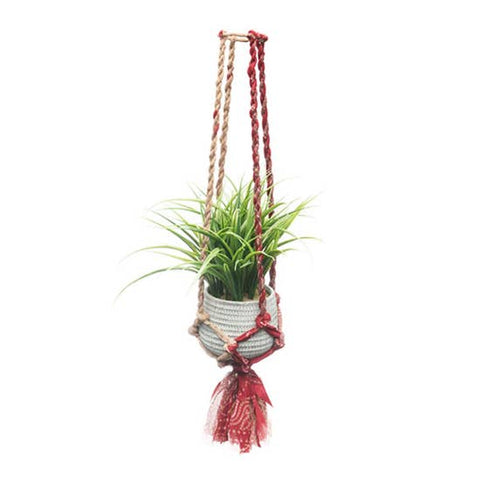 Macrame Plant Hanger by Matr Boomie | Jungle Pillows