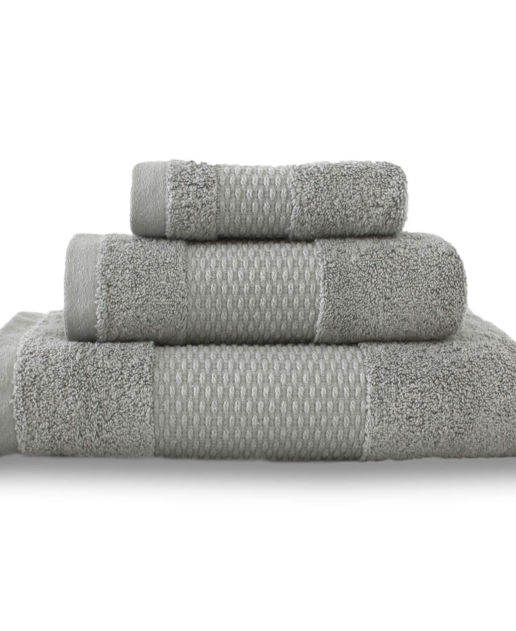 Delilah Home 100% Organic Cotton Towels Jungle Pillows