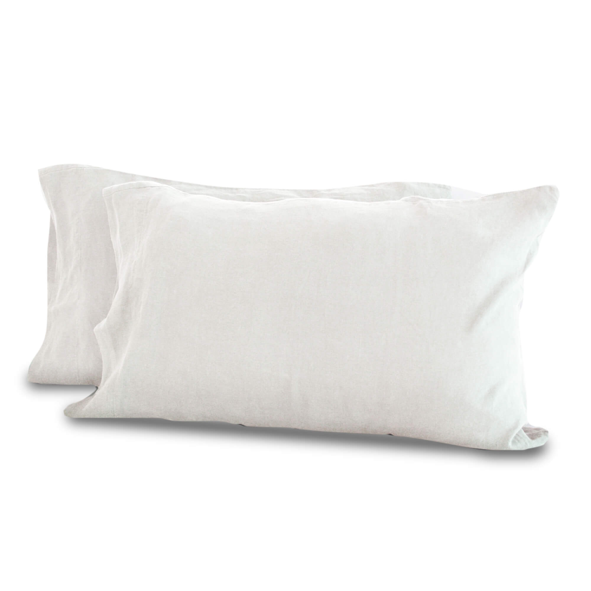Delilah Home 100% Hemp Pillow Cases