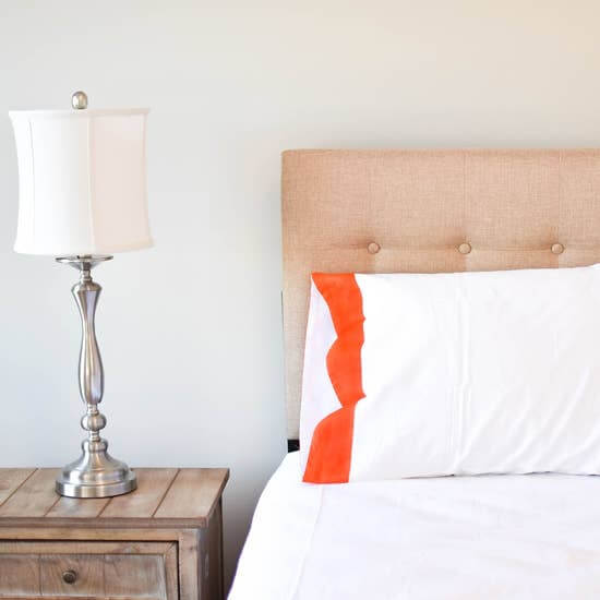 Caché District Classic Sheet Set in Orange