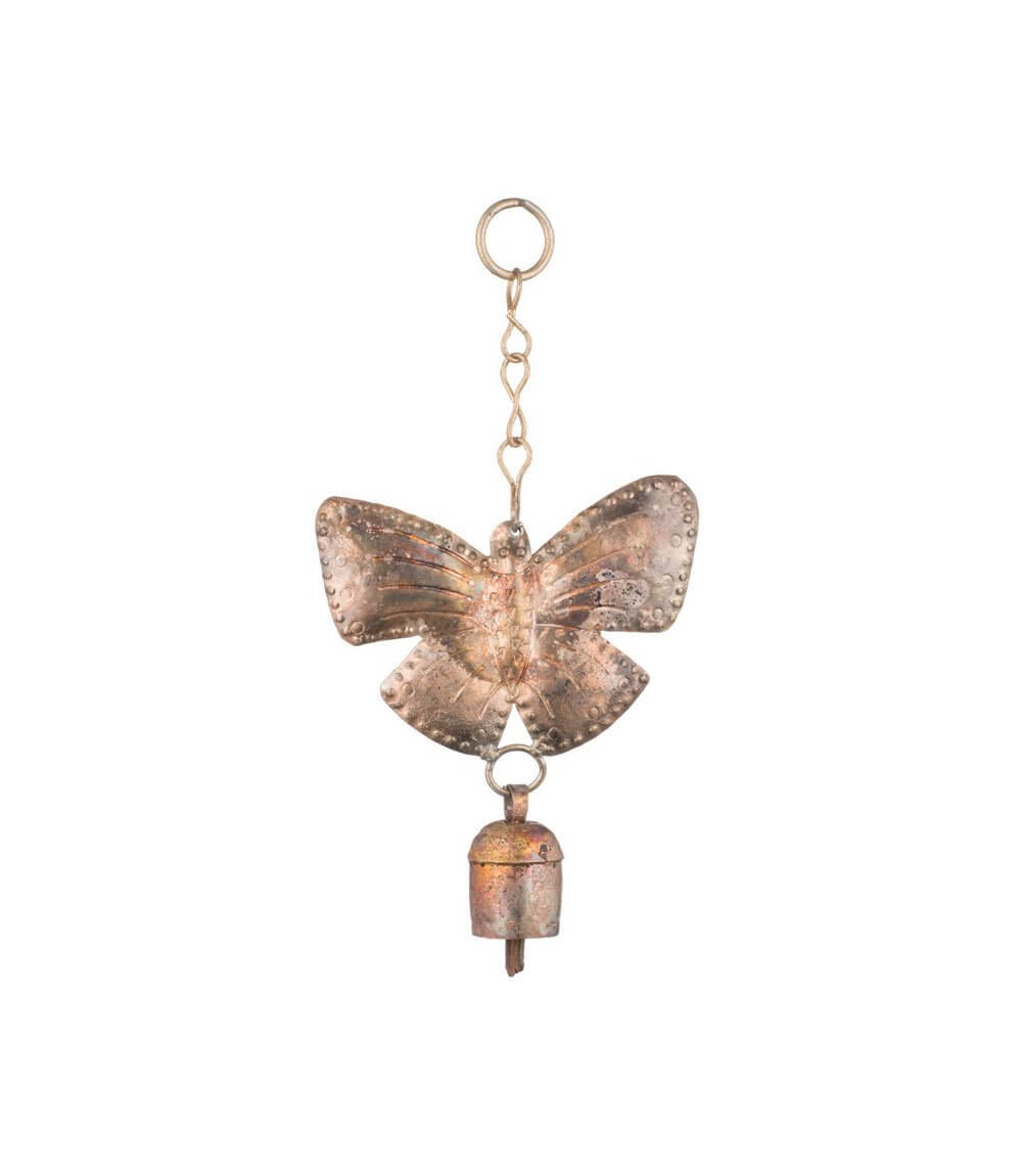 Matr Boomie Hanging Butterfly with Bell