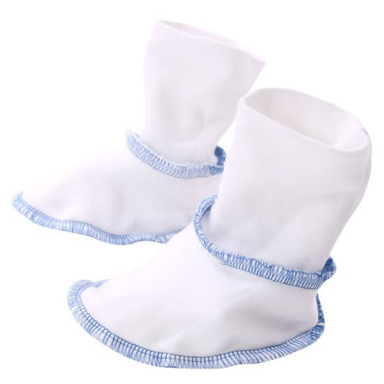 Our Green House Organic Cotton Baby Booties