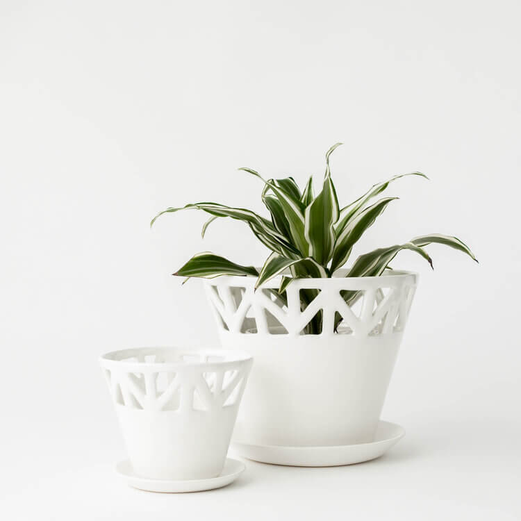 Convivial Structured Planters
