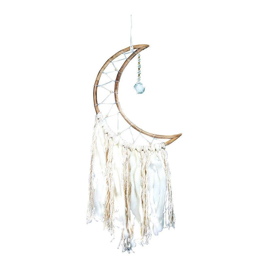 Tibet Collection Small Moon Dream Catcher Jungle Pillows
