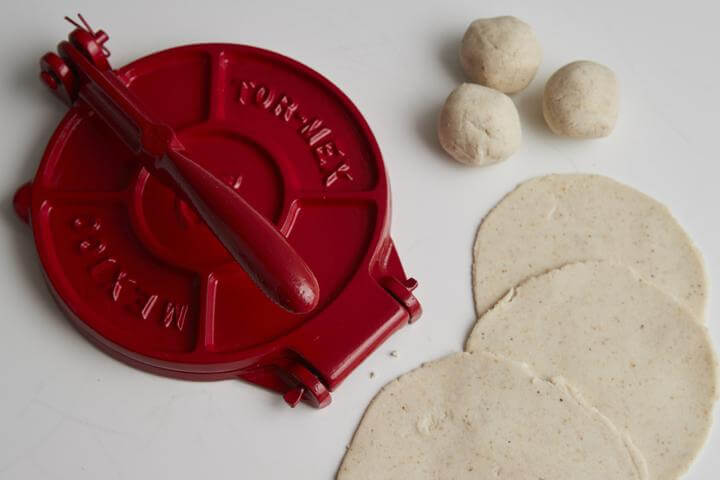 Verve Culture Tortilla Press Kit