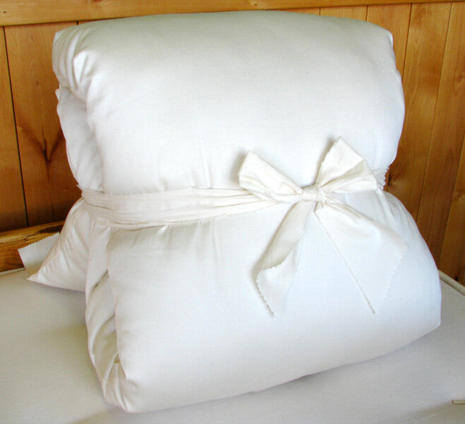 Holy Lamb Organics Natural Body Pillow Jungle Pillows