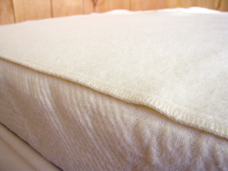 Holy Lamb Organics Natural Wool Moisture Barrier Jungle Pillows