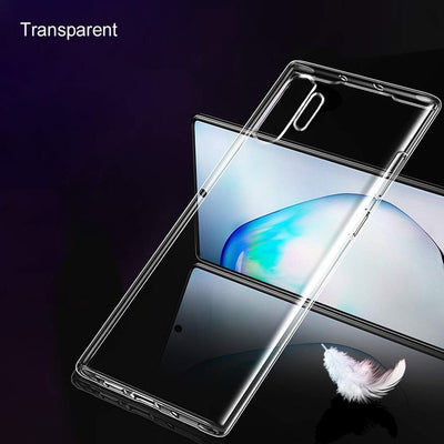 Case For Samsung Galaxy Note 10 Plus Cover Case Plating TPU For Samsung Note 10 Case