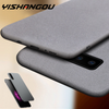 YISHANGOU Luxury Sandstone Matte Soft Phone Case For Samsung Note 10 S10e S10 Plus S9 S8 Note 9 8 A50 A70 A40 S7 A7 A9 A6 2018 - zolean