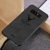 Ultra-thin Shockproof Soft Silicone Matte Batman Christmas Deer Case For Samsung Galaxy s8 s9 s10 Plus Note 8 9 Original Cover - zolean