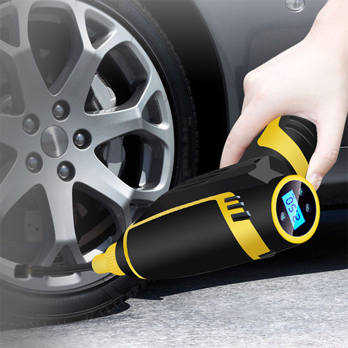 Mini Air Compressor Pump - Mini Air Compressor Pump from Trendzily - Online Gadgets Shop Store Electronics Trending Now Trendy Sale Cheap