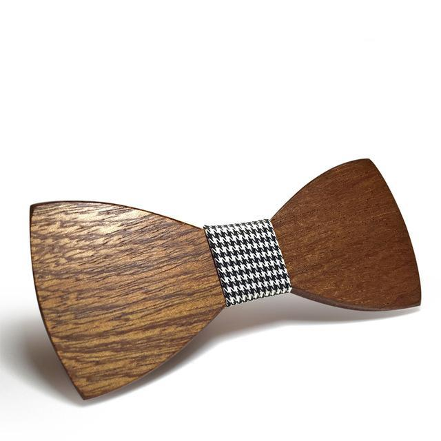 Wooden Bow Tie - Bow Tie from Trendzily - Online Gadgets Shop Store Electronics Trending Now Trendy Sale Cheap