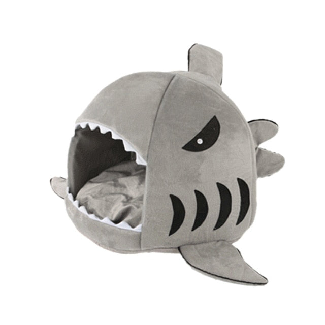 Shark Pet Bed - Shark Pet Bed from Trendzily - Online Gadgets Shop Store Electronics Trending Now Trendy Sale Cheap