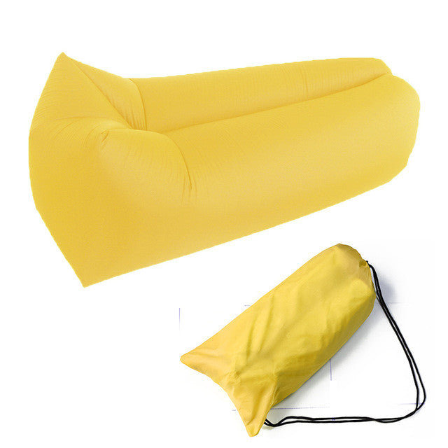 Inflatable Air Lounge Sofa - Camping from Trendzily - Online Gadgets Shop Store Electronics Trending Now Trendy Sale Cheap