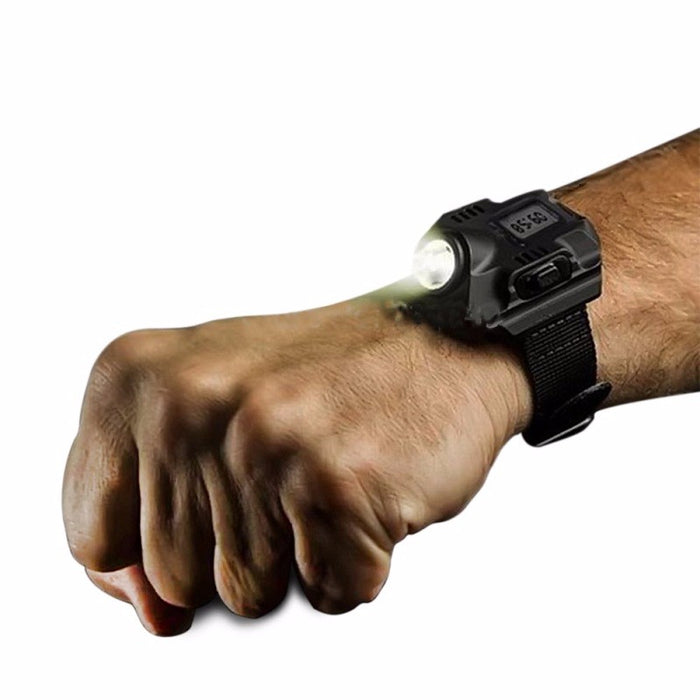 Cool Wrist Watch Flashlight - Flashlight from Trendzily - Online Gadgets Shop Store Electronics Trending Now Trendy Sale Cheap