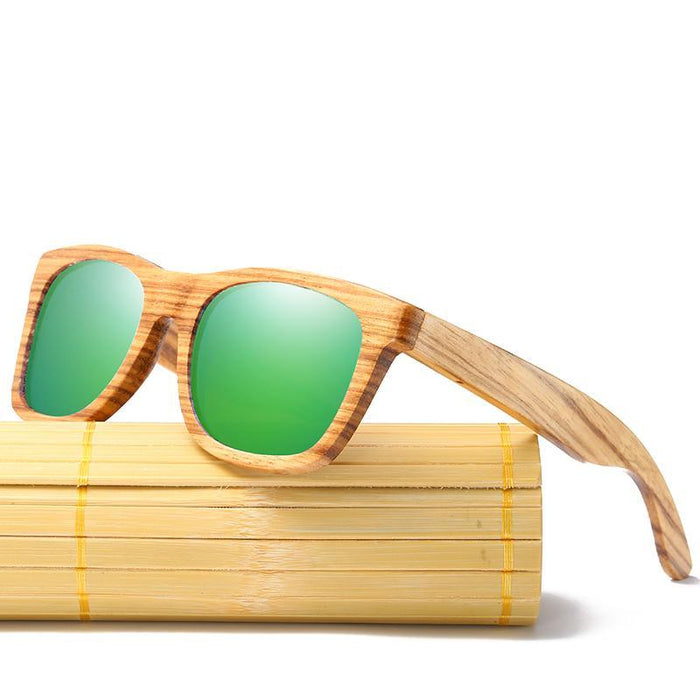 New Fashion Unisex Bamboo Wood Sunglasses - sunglasses from Trendzily - Online Gadgets Shop Store Electronics Trending Now Trendy Sale Cheap