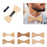 New Fashion Wooden Bow Ties for Men - Bow Ties from Trendzily - Online Gadgets Shop Store Electronics Trending Now Trendy Sale Cheap
