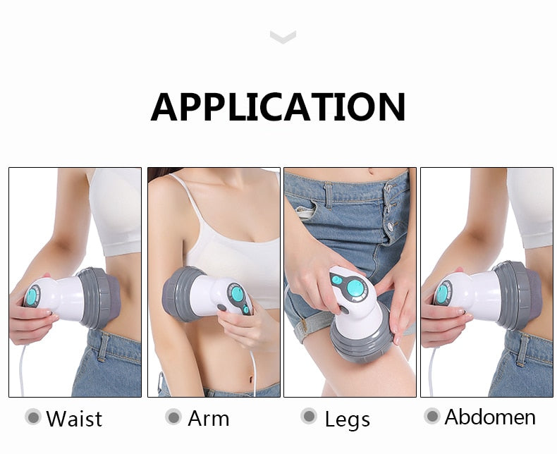Full Body Electric Massager - Electric Full Body Massager from Trendzily - Online Gadgets Shop Store Electronics Trending Now Trendy Sale Cheap
