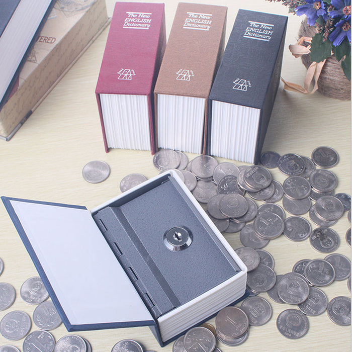 Mini Safe Book - Safe from Trendzily - Online Gadgets Shop Store Electronics Trending Now Trendy Sale Cheap